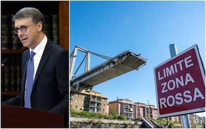 """Ponte Genova, Cantone: """"Lacune nel decreto, mafia può infiltrarsi"""""""