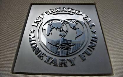 La stima dell'Fmi sul Pil italiano: -10,6% nel 2020