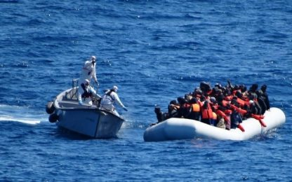 Lampedusa, sbarcati 93 migranti sull'isola