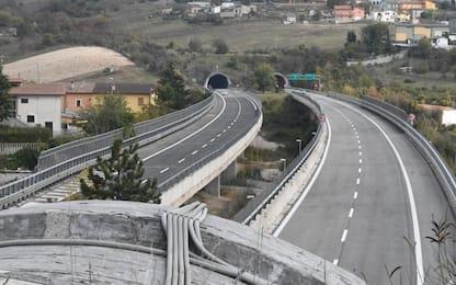Viadotti A24 e A25, il ministero: Strada dei Parchi limiti il traffico