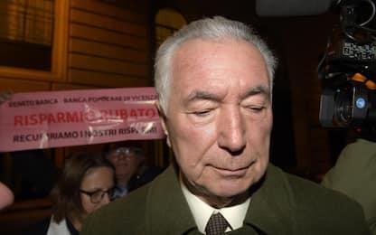Crac Popolare di Vicenza, Zonin e altri 5 rinviati a giudizio