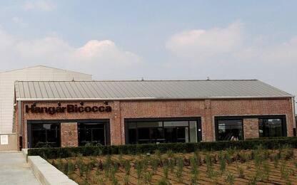Milano, riapre al pubblico il Pirelli Hangar Bicocca