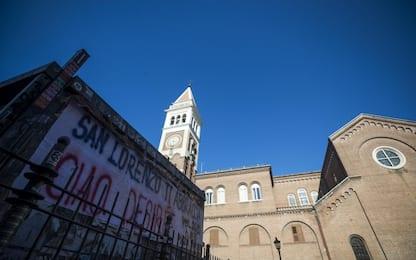 Roma, panchina del quartiere San Lorenzo diventa centro di spaccio