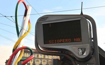 Sciopero di metro, bus e tram Atm: disagi su M1 e M2