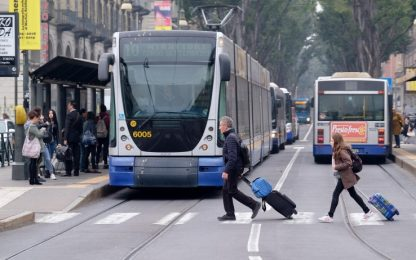 Sciopero trasporti lunedì 21 gennaio: bus e metro fermi per 4 ore