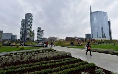 Fare una passeggiata in un parco urbano può migliorare l'umore