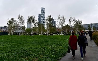 Apre a Milano la Biblioteca degli alberi