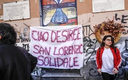 San Lorenzo, tensione per i due cortei contrapposti Anpi-Forza Nuova