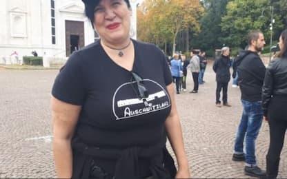 """Forza Nuova sospende militante con maglietta """"Auschwitzland"""""""