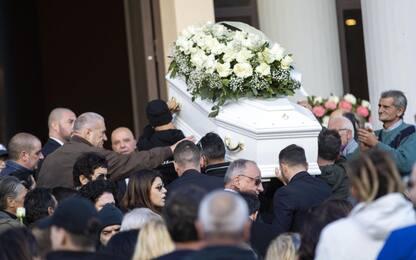 I funerali di Desirée Mariottini