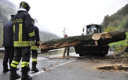 Frana in Val Masino, scuole chiuse e 39 persone evacuate