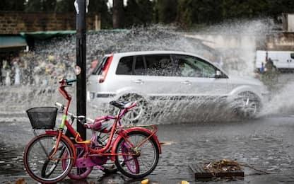 Allerta maltempo al Centro Sud, oggi scuole chiuse in diverse città