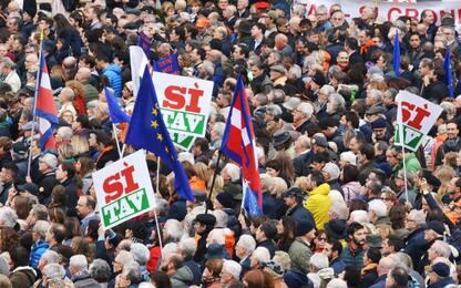 Tav, imprese e sindacati in piazza il 6 aprile in sostegno dell'opera
