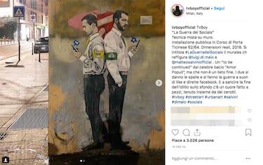 murales_tvboy_salvini_di_maio_social