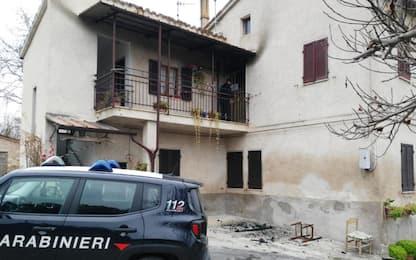 Incendio in una abitazione a Sarnano: muoiono madre e figlio disabile
