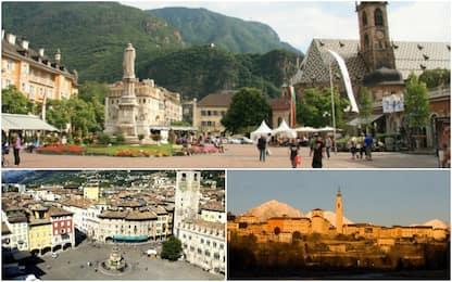 Qualità della vita, Bolzano provincia migliore