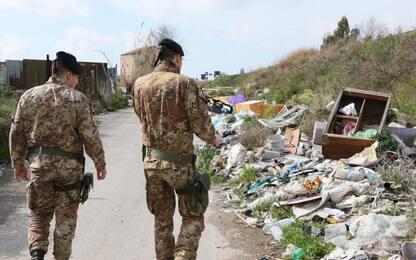 Salerno, sequestrata area di stoccaggio rifiuti