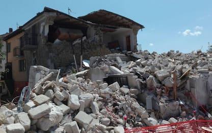 Terremoti, donne in marcia contro il blocco della ricostruzione