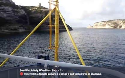 Migranti, Ong tornano in mare verso Libia per ricerche e soccorsi