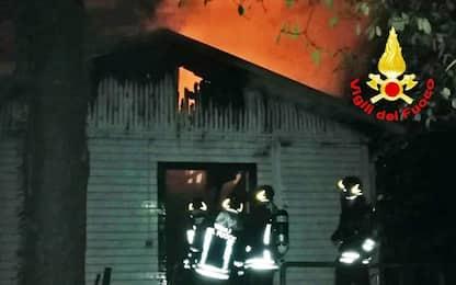 Incendio a Mestre, trovati due cadaveri semicarbonizzati
