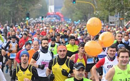 Maratona di Firenze 2018, 9mila corridori per le strade