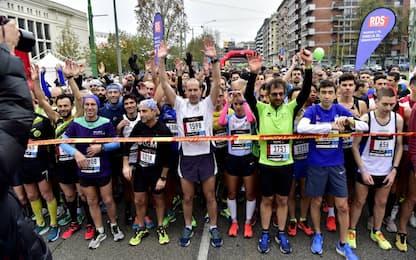 Milano Half Marathon nei luoghi simbolo della città