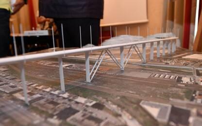 Ponte Morandi, progetto Salini-Fincantieri: pronto in 12 mesi