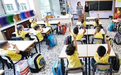 Prove Invalsi scuola elementare, oggi il test di italiano