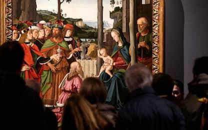 L'Adorazione dei Magi in mostra a Milano