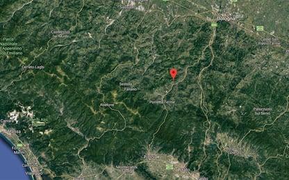 Terremoto tra Bologna e Pistoia, scossa di magnitudo 3.2