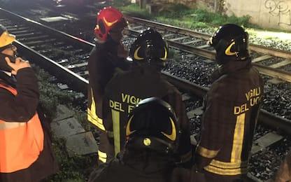 Incidente ferroviario, ferito gravemente un 17enne nel Salernitano