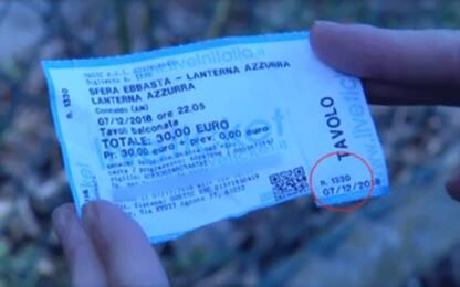 """Corinaldo, carabinieri: """"Venduti 680 biglietti, 500 quelli staccati"""""""