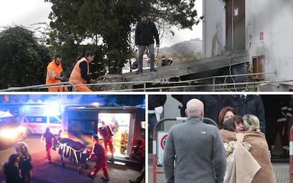 Corinaldo, tragedia al dj set di Sfera Ebbasta: 6 morti