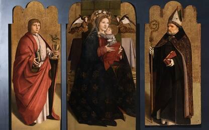 Palermo, a Palazzo Abatellis esposte 15 opere di Antonello da Messina