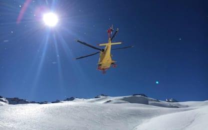Belluno, recuperato il corpo dello sciatore travolto da una valanga