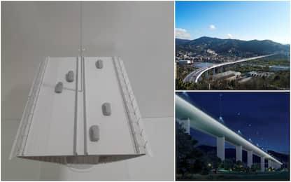 Ecco come sarà il nuovo ponte di Genova