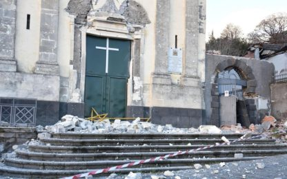 Etna: aumenta il numero di sfollati ospiti degli hotel convenzionati