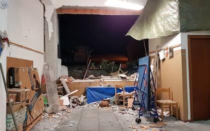 Etna, terremoto 4.8 a nord Catania: crolli e feriti lievi