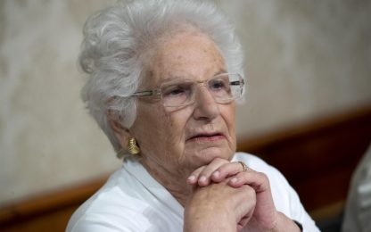 Ercolano propone la cittadinanza onoraria per Liliana Segre