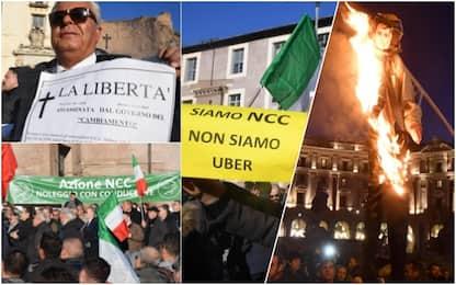 Ncc, oggi la manifestazione a Roma