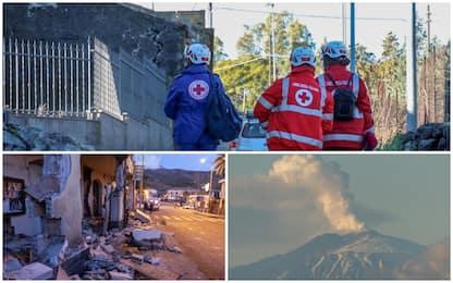 Terremoto Catania, Cdm: stato emergenza per 9 Comuni, subito 10 mln