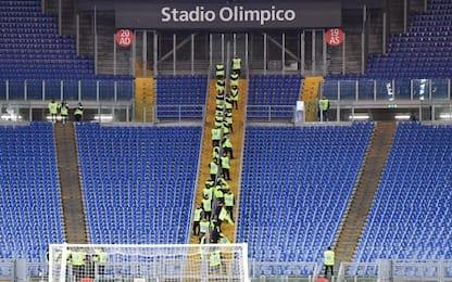 Lazio-Torino, no a striscione su Belardinelli: ultras lasciano curva