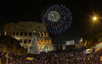 Roma, stop della Raggi a botti e fuochi d'artificio per Capodanno