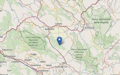 Terremoto a L'Aquila, scossa magnitudo 4.1. Non si segnalano danni