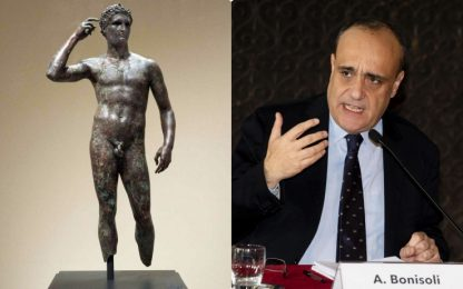 Statua Lisippo, Cassazione: acquisto di Getty inspiegabile leggerezza