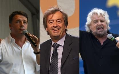 Grillo e Renzi firmano Patto per la scienza di Burioni. Ira No-vax