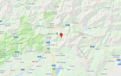 Terremoto di magnitudo 2.3 nel Bellunese, nessun danno