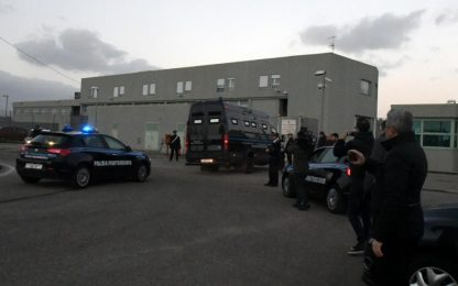 Carcere di Oristano, l'85% dei detenuti è in regime di alta sicurezza