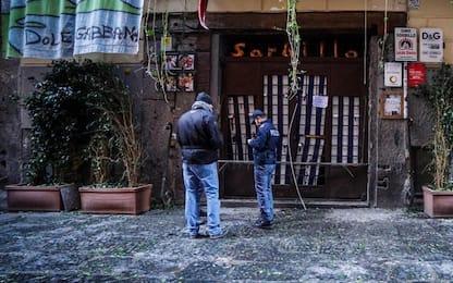 Napoli, bomba pizzeria Sorbillo: il video dell'esplosione