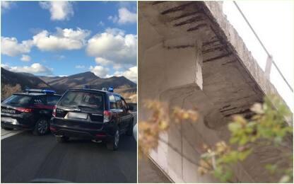 """Viadotto chiuso sulla E45, Anas: """"Non pregiudicata transitabilità"""""""